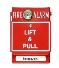Nút kéo khẩn cấp địa chỉ DCP-AMS-KL-LP