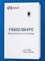 Tổng đài adsun FX 840PC