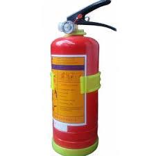 Bình chữa cháy bột BC MFZ 1kg