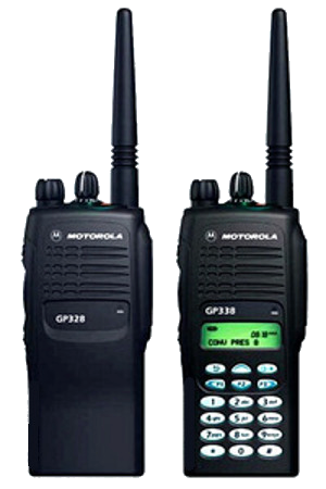 Motorola GP338 UHF