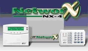 Trung tâm báo động NX4