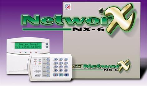 Trung tâm báo động NX6