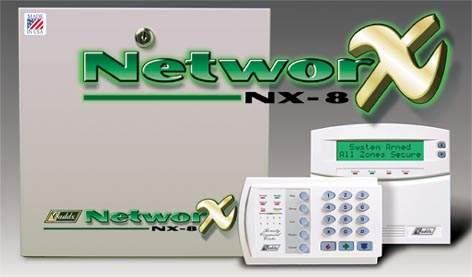 Trung tâm báo động NX8